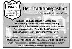 Gasthof Sibille